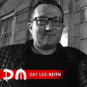 Depeche Mode Facebook Takeover - Keith